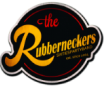 The Rubberneckers - Sixtiespartyband - Logo